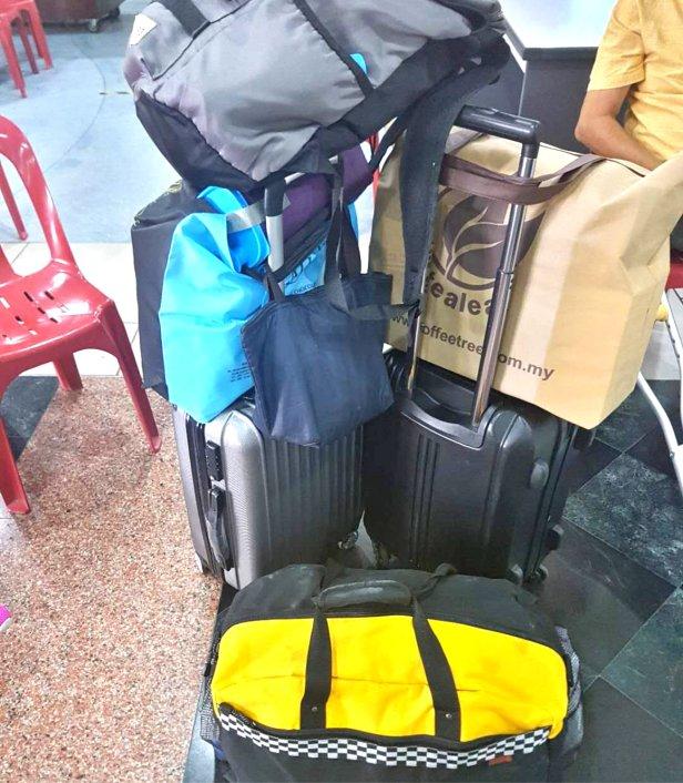jonsentan jonsen tan travel 2018 family trip at Star Cruises Langkawi Penang Thailand 丽新邮轮 旅游 兰卡威 槟城 泰国 A02jpg