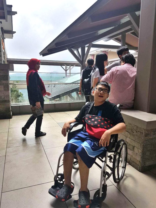 jonsentan jonsen tan travel 2018 family trip at Star Cruises Langkawi Penang Thailand 丽新邮轮 旅游 兰卡威 槟城 泰国 A03