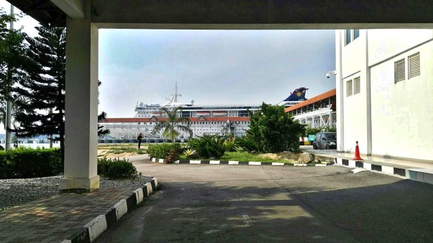 jonsentan jonsen tan travel 2018 family trip at Star Cruises Langkawi Penang Thailand 丽新邮轮 旅游 兰卡威 槟城 泰国 A04
