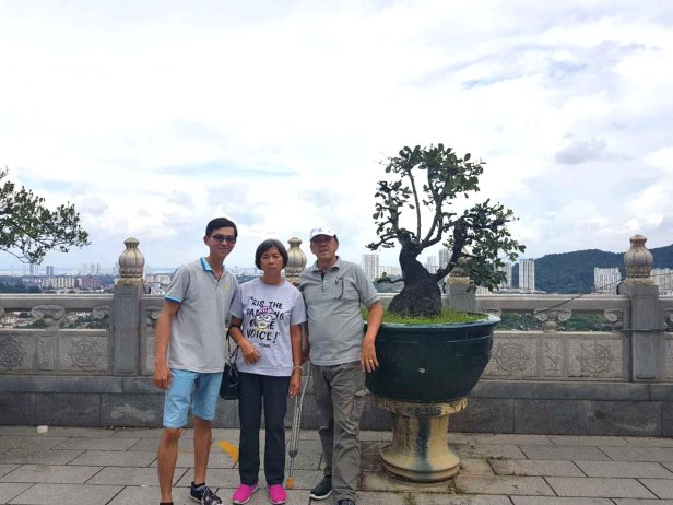 jonsentan jonsen tan travel 2018 family trip at Star Cruises Langkawi Penang Thailand 丽新邮轮 旅游 兰卡威 槟城 泰国 A06