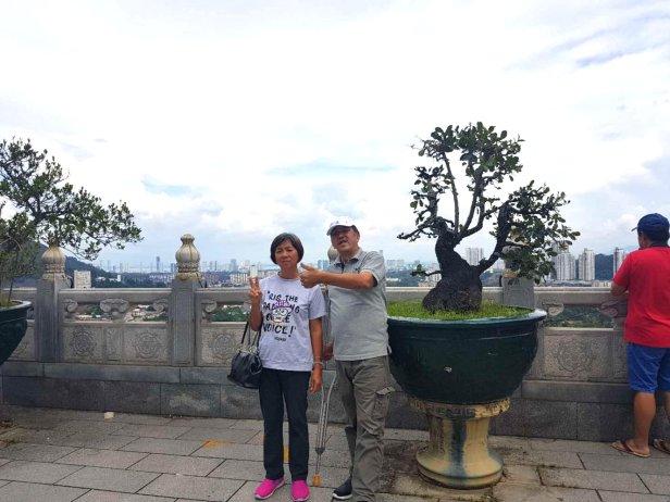 jonsentan jonsen tan travel 2018 family trip at Star Cruises Langkawi Penang Thailand 丽新邮轮 旅游 兰卡威 槟城 泰国 A10